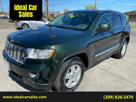 2011 Jeep Grand Cherokee for sale at Ideal Car Sales in Los Banos CA