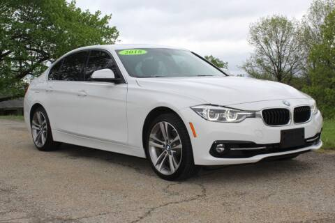 2018 BMW 3 Series for sale at Harrison Auto Sales in Irwin PA