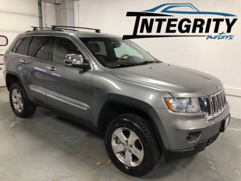 2013 Jeep Grand Cherokee for sale at Integrity Motors, Inc. in Fond Du Lac WI