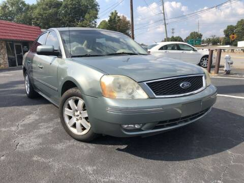 2006 Ford Five Hundred for sale at L & M Auto Broker in Stone Mountain GA