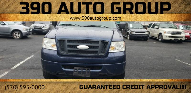2007 Ford F-150 for sale at 390 Auto Group in Cresco PA