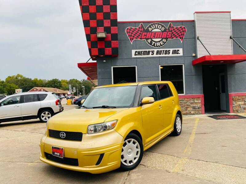 2008 Scion xB for sale at Chema's Autos & Tires in Tyler TX