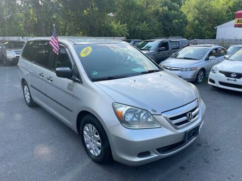 2005 Honda Odyssey for sale at Auto Revolution in Charlotte NC