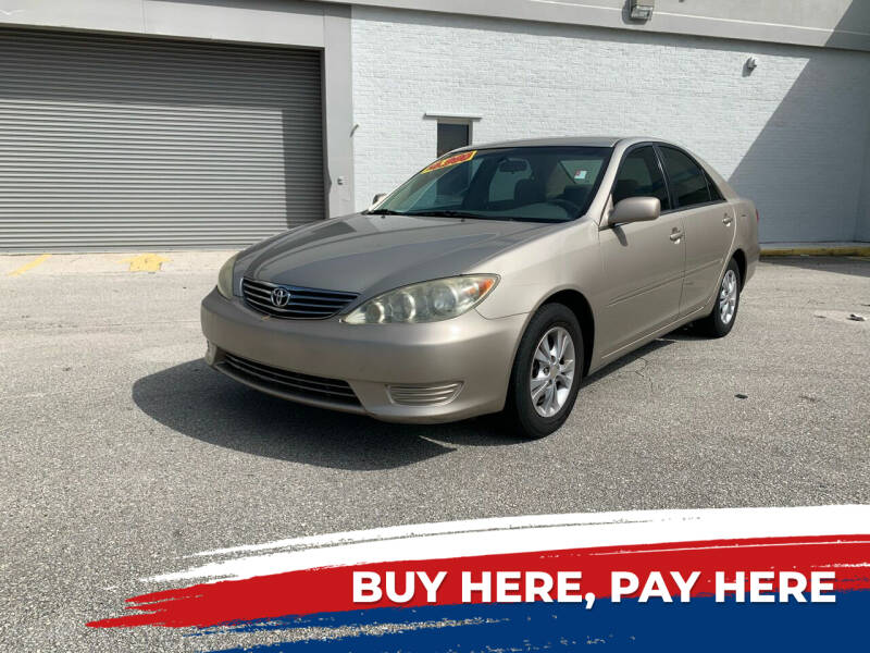 2005 Toyota Camry for sale at Mid City Motors Auto Sales - Mid City South in Fort Myers FL
