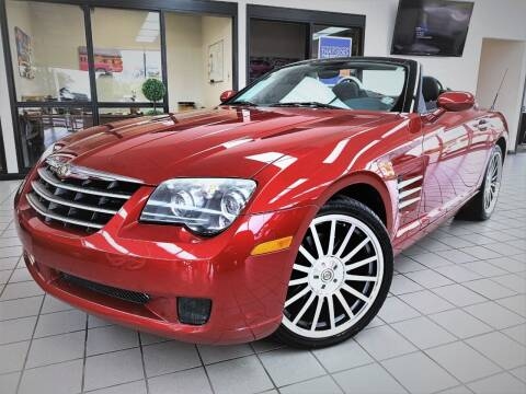 2006 Chrysler Crossfire for sale at SAINT CHARLES MOTORCARS in Saint Charles IL