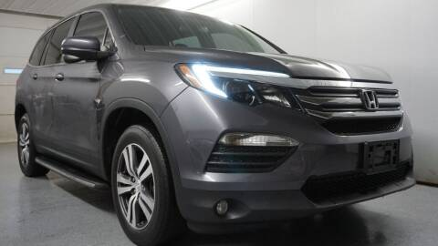 2017 Honda Pilot for sale at World Auto Net in Cuyahoga Falls OH