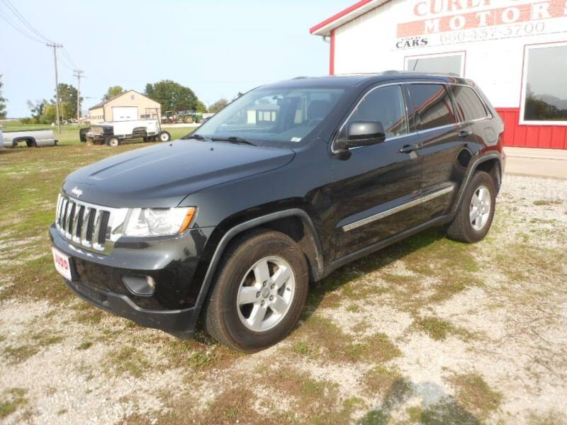 2012 Jeep Grand Cherokee for sale at JUDD MOTORS INC in Lancaster MO