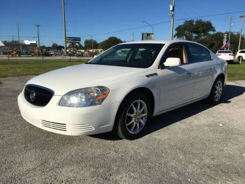 2007 Buick Lucerne for sale at First Coast Auto Connection in Orange Park FL