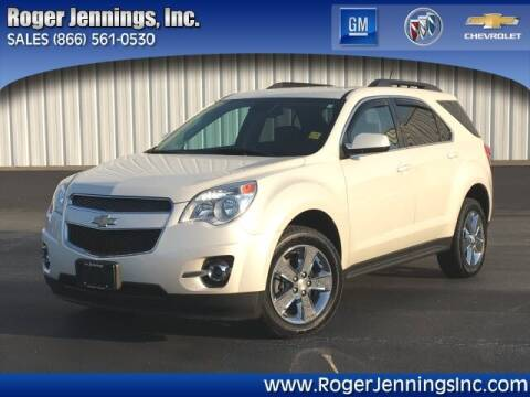 2014 Chevrolet Equinox for sale at ROGER JENNINGS INC in Hillsboro IL