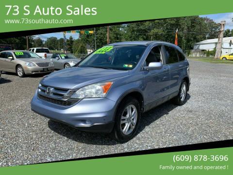 2011 Honda CR-V for sale at 73 S Auto Sales in Hammonton NJ