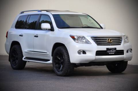 2009 Lexus LX 570 for sale at MS Motors in Portland OR