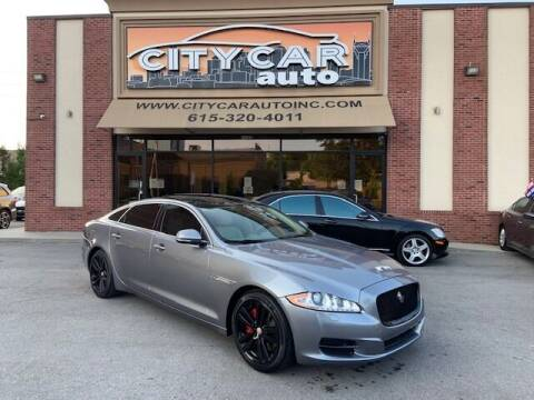 2013 Jaguar XJL for sale at CITY CAR AUTO INC in Nashville TN