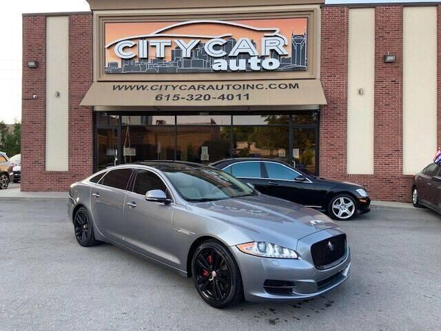 2013 Jaguar XJL for sale at CITY CAR AUTO INC in Nashville TN