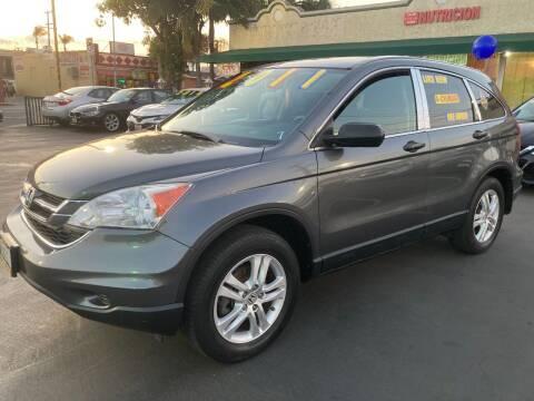 2011 Honda CR-V for sale at La Mesa Auto Sales in Huntington Park CA