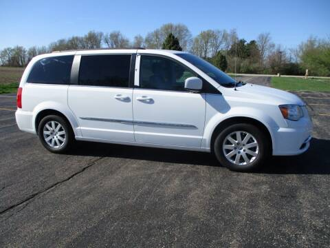 2015 Chrysler Town and Country for sale at Crossroads Used Cars Inc. in Tremont IL