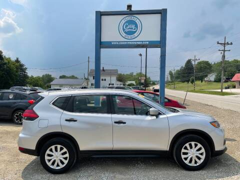 2017 Nissan Rogue for sale at Corry Pre Owned Auto Sales in Corry PA