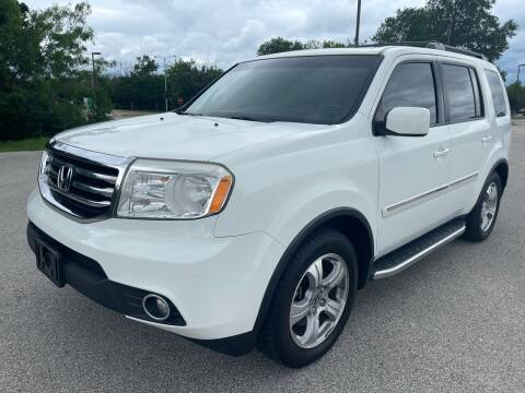 2012 Honda Pilot for sale at Central Motor Company in Austin TX