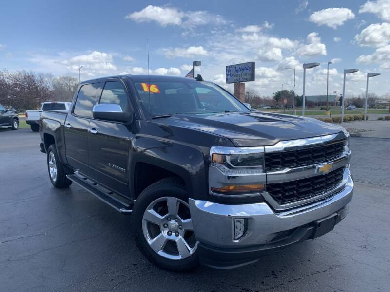 2016 Chevrolet Silverado 1500 for sale at Integrity Auto Center in Paola KS