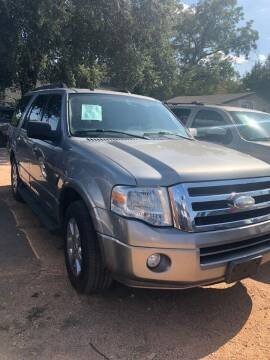 2009 Ford Expedition for sale at S & J Auto Group in San Antonio TX