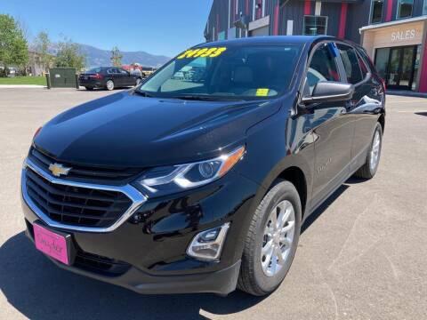 2020 Chevrolet Equinox for sale at Snyder Motors Inc in Bozeman MT