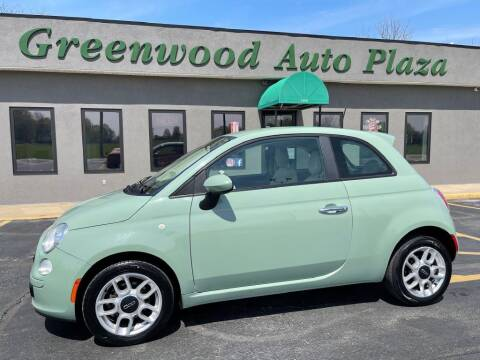 2013 FIAT 500 for sale at Greenwood Auto Plaza in Greenwood MO