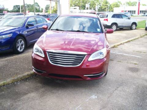 2013 Chrysler 200 for sale at Louisiana Imports in Baton Rouge LA