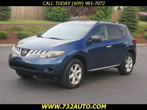 2009 Nissan Murano for sale at Absolute Auto Solutions in Hamilton NJ