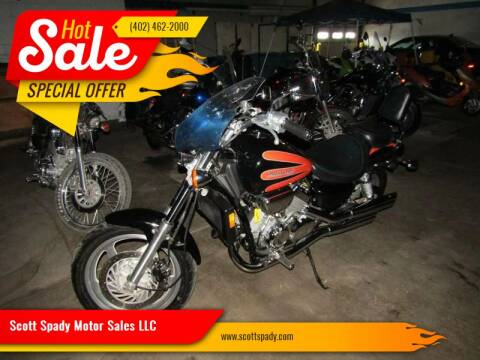 1999 Honda VF750C2 for sale at Scott Spady Motor Sales LLC in Hastings NE