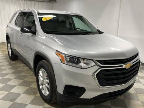 2018 Chevrolet Traverse for sale at Mr. Car LLC in Brentwood MD