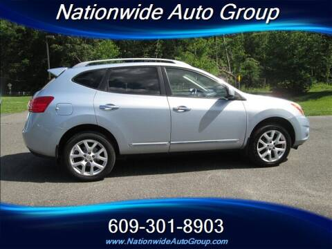 2011 Nissan Rogue for sale at Nationwide Auto Group in East Windsor NJ