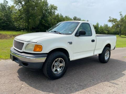 2004 Ford F-150 Heritage for sale at Russell Brothers Auto Sales in Tyler TX