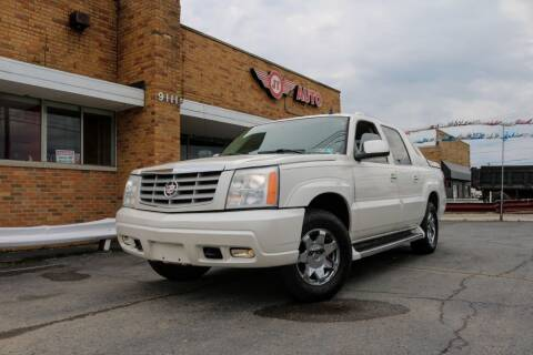 2006 Cadillac Escalade EXT for sale at JT AUTO in Parma OH