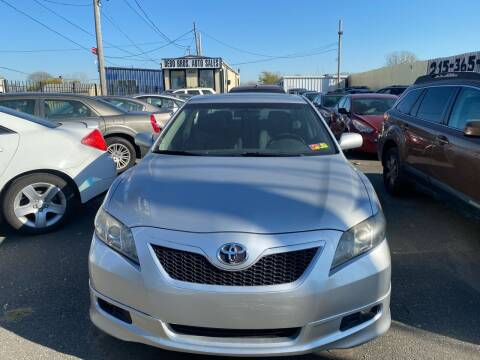 2007 Toyota Camry for sale at Debo Bros Auto Sales in Philadelphia PA