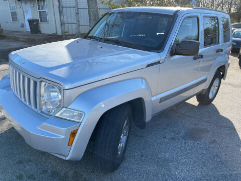 2012 Jeep Liberty for sale at Noel Motors LLC in Griffin GA