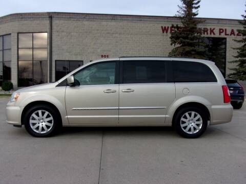 2015 Chrysler Town and Country for sale at Elite Motors in Fargo ND