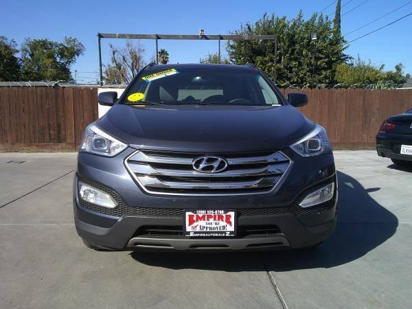 2016 Hyundai Santa Fe Sport for sale at Empire Auto Sales in Modesto CA