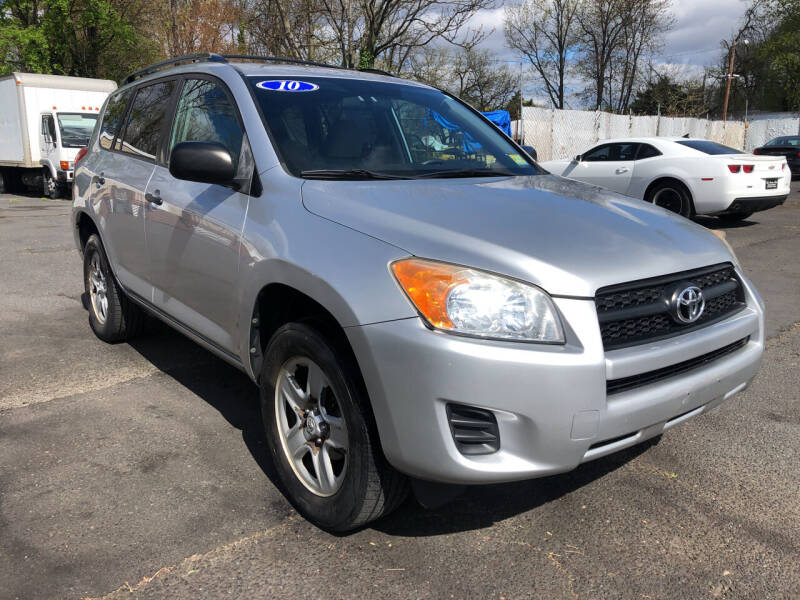 2010 Toyota RAV4 for sale at PARK AVENUE AUTOS in Collingswood NJ