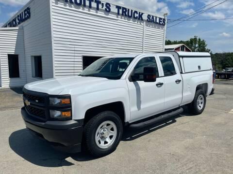 2015 Chevrolet Silverado 1500 for sale at Pruitt's Truck Sales in Marietta GA