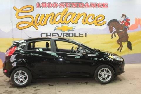 2017 Ford Fiesta for sale at Sundance Chevrolet in Grand Ledge MI