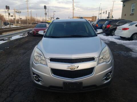 2011 Chevrolet Equinox for sale at Discovery Auto Sales in New Lenox IL