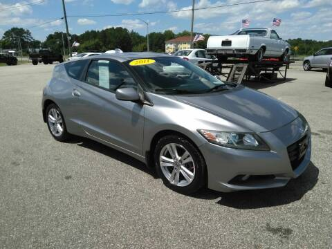 2011 Honda CR-Z for sale at Kelly & Kelly Supermarket of Cars in Fayetteville NC