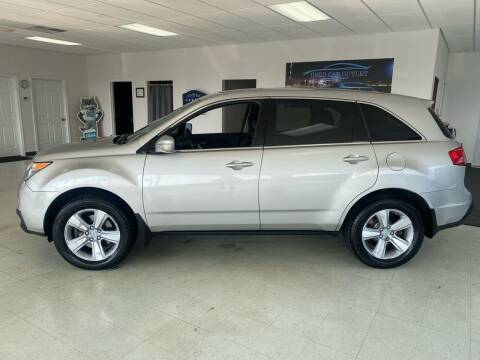 2011 Acura MDX for sale at Used Car Outlet in Bloomington IL