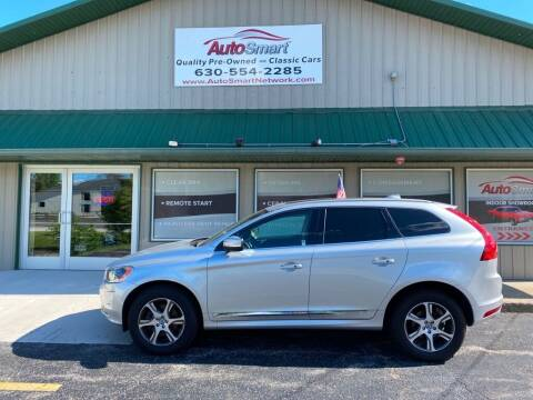 2015 Volvo XC60 for sale at AutoSmart in Oswego IL