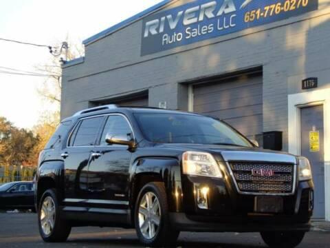2010 GMC Terrain for sale at Rivera Auto Sales LLC in Saint Paul MN