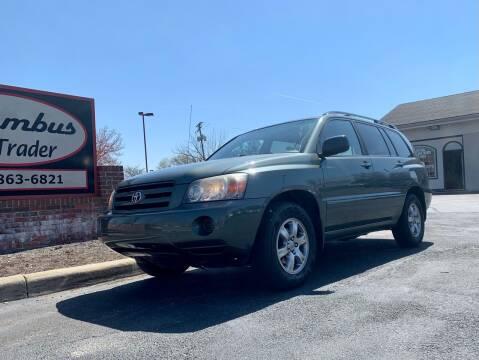 2006 Toyota Highlander for sale at Columbus Car Trader in Reynoldsburg OH