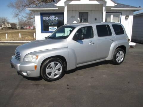 2011 Chevrolet HHR for sale at Blue Arrow Motors in Coal City IL