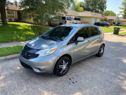 2014 Nissan Versa Note for sale at Demetry Automotive in Houston TX