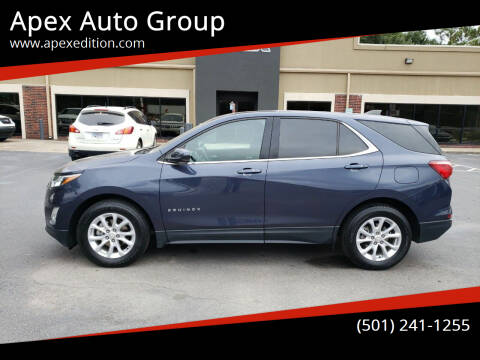 2018 Chevrolet Equinox for sale at Apex Auto Group in Cabot AR