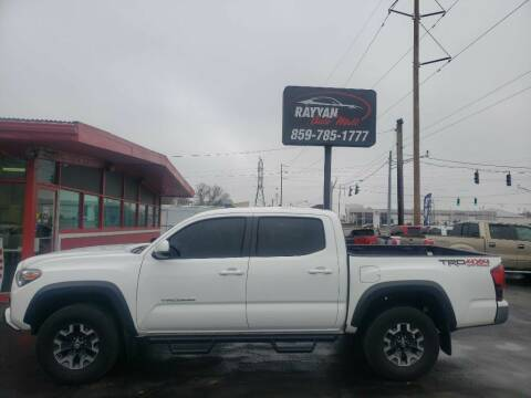 2018 Toyota Tacoma for sale at Rayyan Auto Mall in Lexington KY