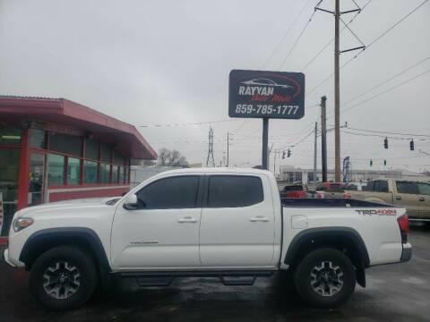 2018 Toyota Tacoma for sale at Rayyan Auto Sales LLC in Lexington KY